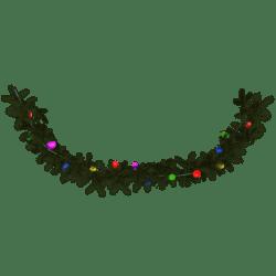 Christmas Garland 1