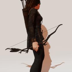 ranger long bow