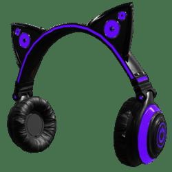 Kitty headphone