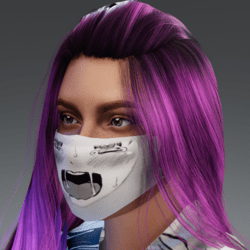 Ahegao Mask 1