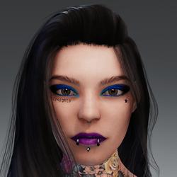Daphne Makeup Combo Space