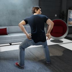 Shake Butt Gesture (M)