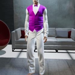 Tuxedo #3