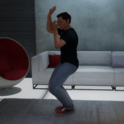 60s Medley Dance 1 (Male)