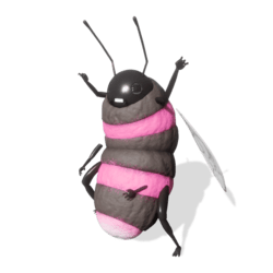 Bumble Bee (Pink) - Avatar