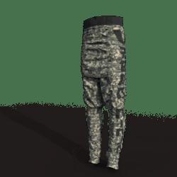 Urban Ninja Pants (male/carmouflage)