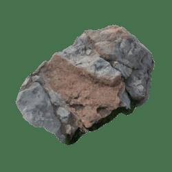 Bright Rock Formation