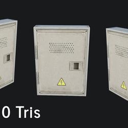 Utility Box H