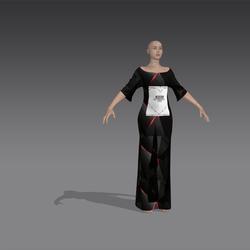 Ryzo-rin Promo Dress