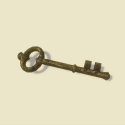Another Mysterious Key