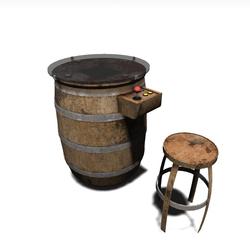 Barrel Game