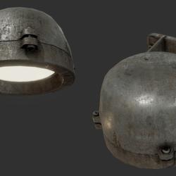 Bunker Lamp 2A