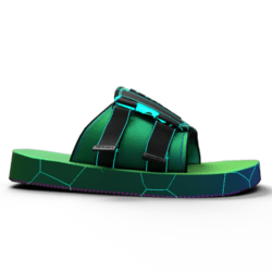 Mushrooms Sandals female