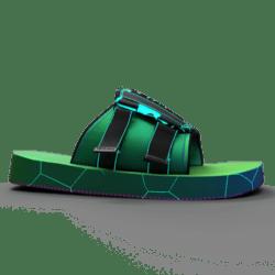 Mushrooms Sandals Unisex