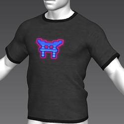 Ready Player One: Gate T-Shirt (Grey) (M)