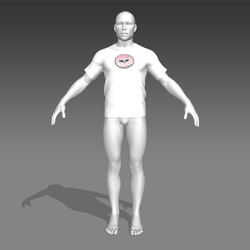 Alinity T-Shirt - Nova - Male