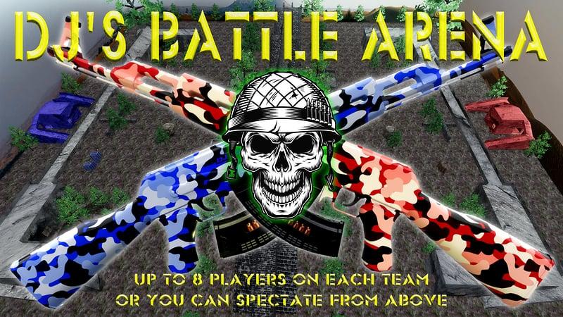 DJ's Battle Arena