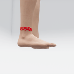 Anklet 1 Red (TM)