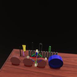 Simple Makeup Set (TM)