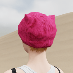 Pussyhat female version