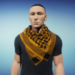 Men's Military Scarf