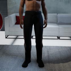 Tuxedo Pant