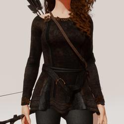 Elven Ranger Tunic Female