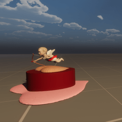 Cake-cupid