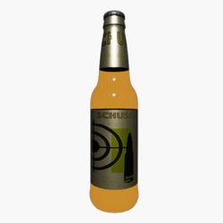 European Lager Bottle