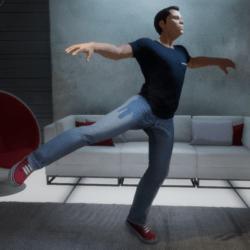Ballet Dance 3 (Male)