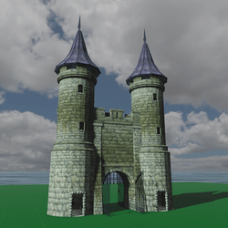 Zazaline Gate