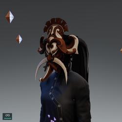 Mask koshido