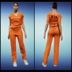 Female_D.24 Prisoner