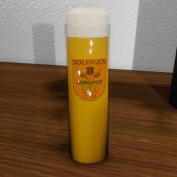 Glas full of Beer