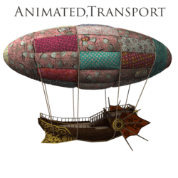 Airship (animated,transport)path1