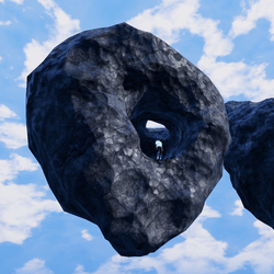 Asteroid Hollow