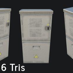 Utility Box B