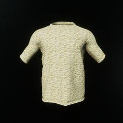 Desert Camo Male T-Shirt