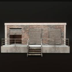 Storage Unit MIRROR