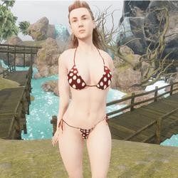 Pretty Sarah Beach Avatar