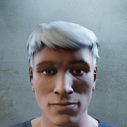 Male Hair v5