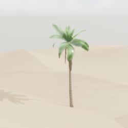 Palm Rigid mesh
