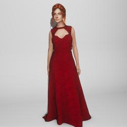 Magnet Formal Dress