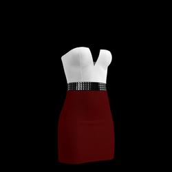 80's Day-Glow Club Dress 11