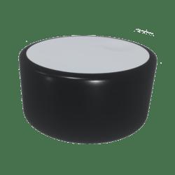 Grey-topped Knob