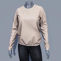 Women Sweater - Sand