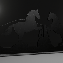 Horses Gate