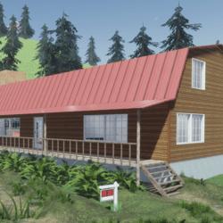 *NEW* Alpine Cabin Set