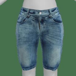 Female Short Jeans