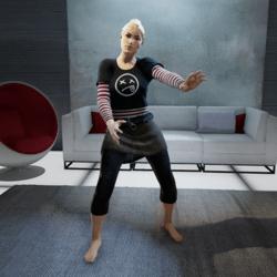 Spank That Dance (Female) [Abra]